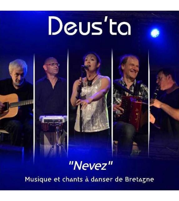 CD DEUS'TA - NEVEZ