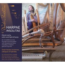 CD DIMITRI BOEKHOORN - HARPAE INSOLITAE