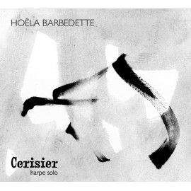 DOUBLE CD HOËLA BARBEDETTE - CERISIER harpe solo