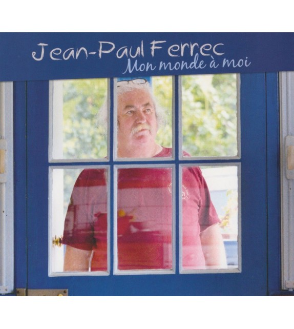 CD JEAN PAUL FERREC - MON MONDE À MOI