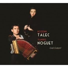 CD ROZENN TALEC ET YANNIG NOGGET - GALI GALANT