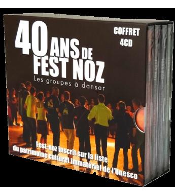 COFFRET 40 ANS DE FEST-NOZ