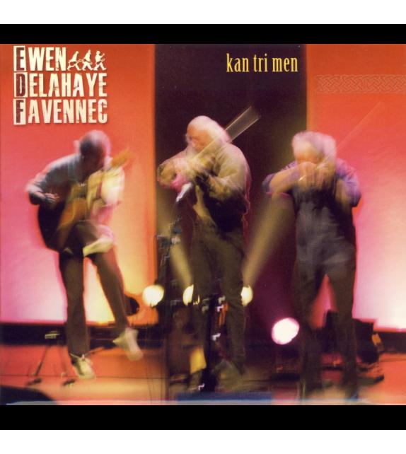 CD EWEN DELAHAYE FAVENNEC - KAN TRI MEN