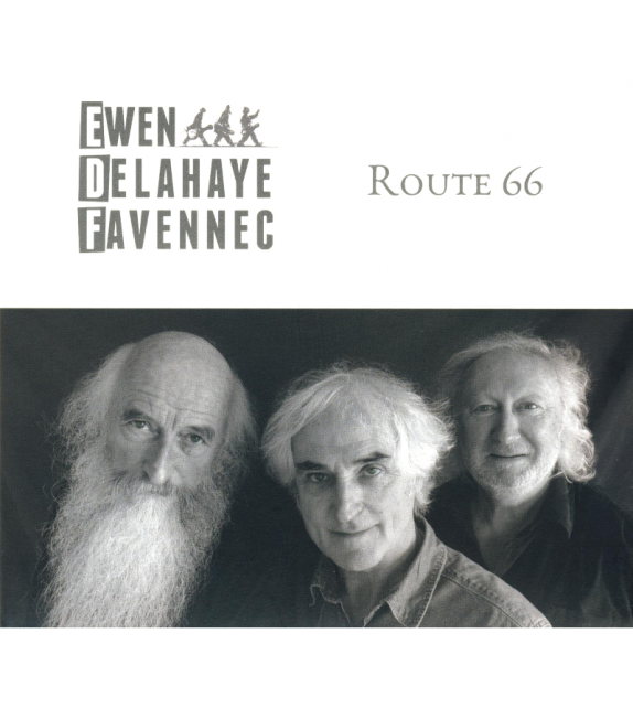 CD EWEN DELAHAYE FAVENNEC - ROUTE 66