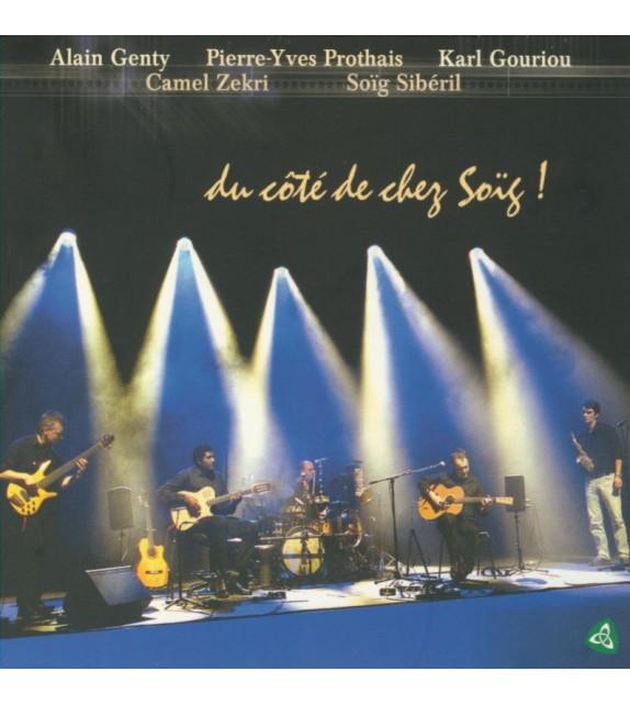 CD SOIG SIBERIL - DU COTE DE CHEZ SOIG !
