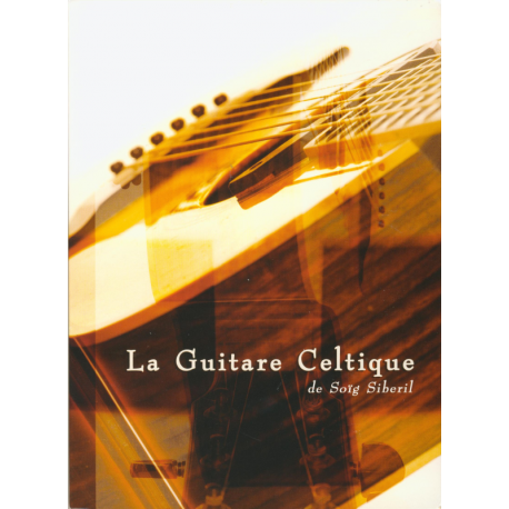 DVD LA GUITARE CELTIQUE DE SOÏG SIBÉRIL