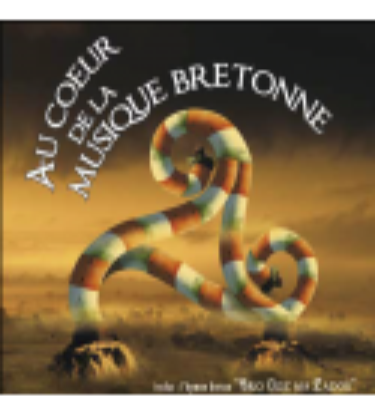 CD AU COEUR DE LA MUSIQUE BRETONNE - 2 cds