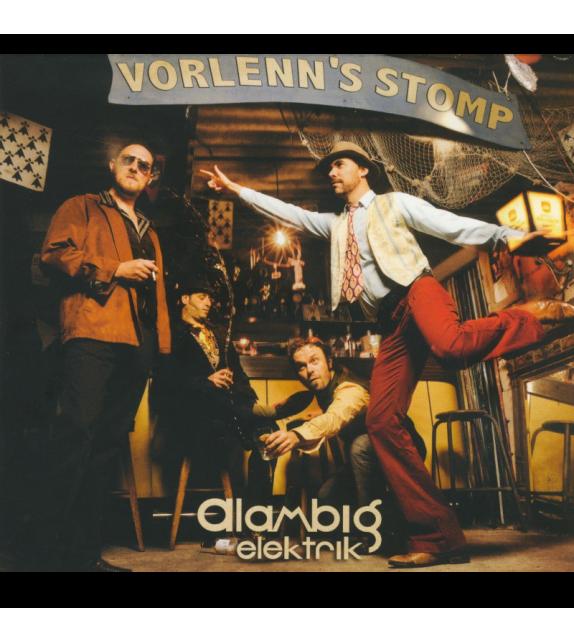 CD ALAMBIG ELEKTRIK - VORLENN'S STOMP