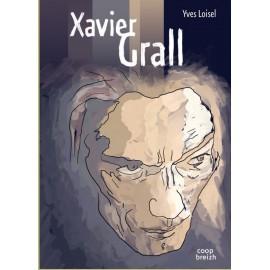 XAVIER GRALL (Biographie)