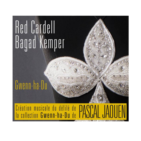 CD RED CARDELL ET LE BAGAD KEMPER - GWENN HA DU, la collection du défilé de PASCAL JAOUEN