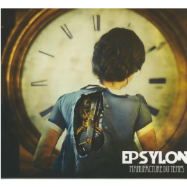 CD EPSYLON - MANUFACTURE DU TEMPS