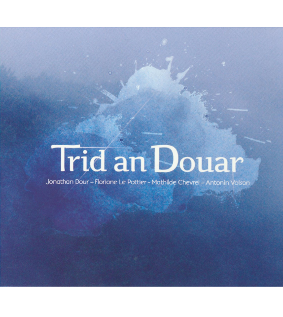 CD DOUR LE POTTIER QUARTET - TRID AN DOUAR