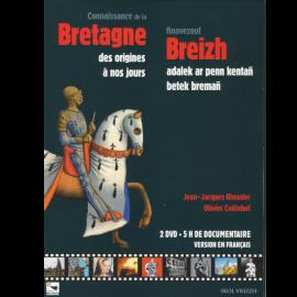 DVD CONNAISSANCE DE LA BRETAGNE DES ORIGINES À NOS JOURS (4015919)