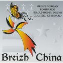 CD BREIZH CHINA - SAMUEL CARRE KEVIN COLAS - MARK SWEETING