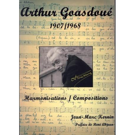 ARTHUR GOASDOUE - HARMONISATIONS COMPOSITIONS
