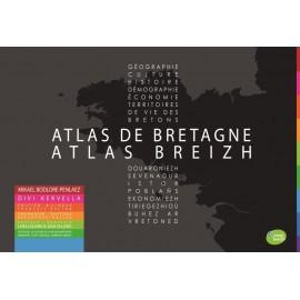 ATLAS DE BRETAGNE - ATLAS BREIZH