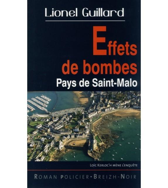 EFFETS DE BOMBES - Pays de Saint-Malo