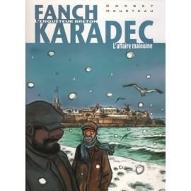 FAÑCH KARADEC - L'AFFAIRE MALOUINE