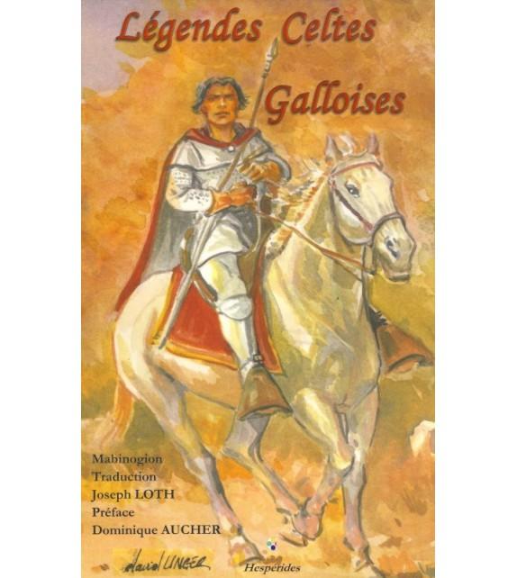 LÉGENDES CELTES GALLOISES - RÉÉDITION DU MABINOGION