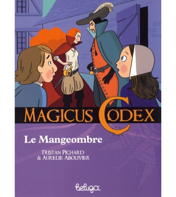 LE MANGEOMBRE - MAGICUS CODEX 6