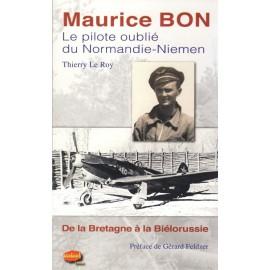 MAURICE BON LE PILOTE OUBLIÉ DU NORMANDIE NIEMEN