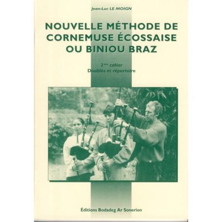 NOUVELLE METHODE DE CORNEMUSE ECOSSAISE OU BINIOU BRAZ - 2