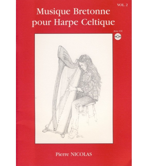 musique bretonne pour harpe celtique 2. Black Bedroom Furniture Sets. Home Design Ideas