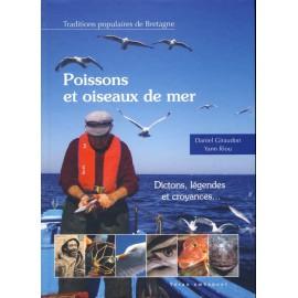 POISSONS ET OISEAUX DE MER - Traditions populaires de Bretagne