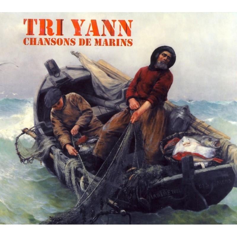 Cd tri yann chansons de marins for Yann tiersen la fenetre