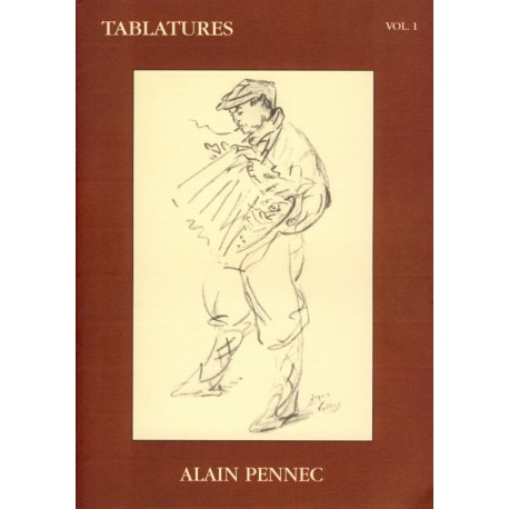TABLATURES ALAIN PENNEC 1 + CD