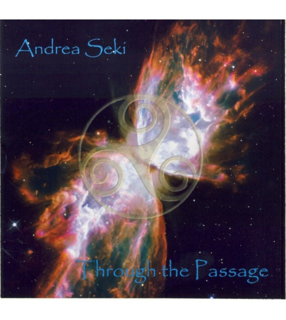 CD ANDREA SEKI - THROUGH THE PASSAGE