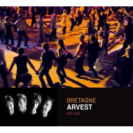 CD ARVEST - BRETAGNE FEST-NOZ
