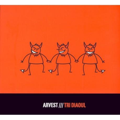 CD ARVEST - TRI DIAOUL
