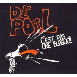 CD DE POIL - C'EST PAS UNE BLAGUE !