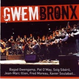 CD DVD GWEM BRONX