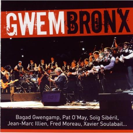 CD DVD GWEM BRONX