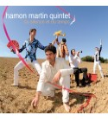 CD HAMON MARTIN QUINTET - DU SILENCE ET DU TEMPS