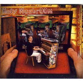 CD HOLY MUSHROOM - EN BOÎTE À MUSIQUE