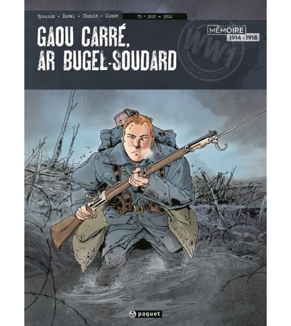 GAOU CARRE AR BUGEL SOUDARD