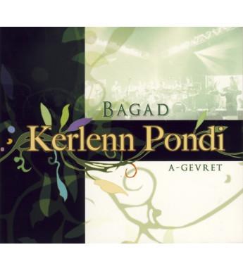 CD BAGAD KERLEN PONDI - A-GEVRET