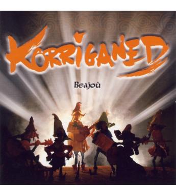 CD KORRIGANED - BEAJOÙ