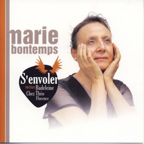 CD MARIE BONTEMPS - S'ENVOLER (4015395)
