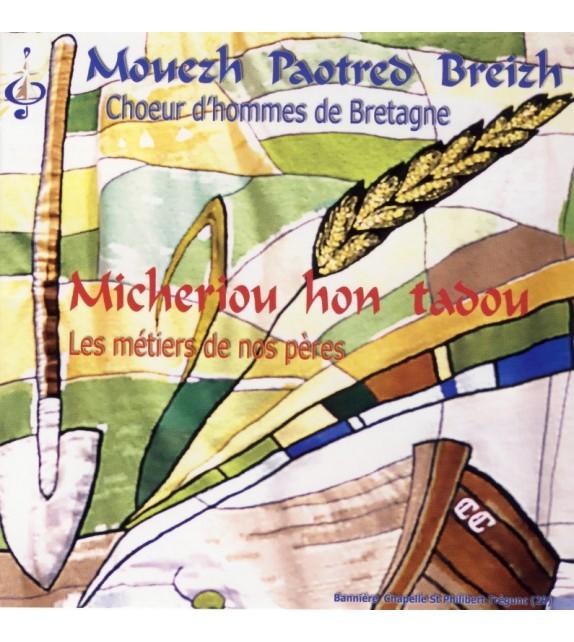 CD MOUEZH PAOTRED BREIZH - MICHERIOU HON TADOU