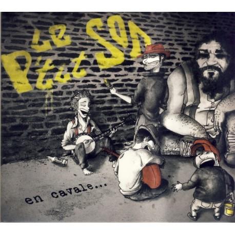 LE P'TIT SON - EN CAVALEChansons rock françaises