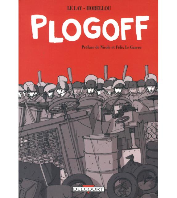 PLOGOFF en bande dessinnée