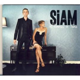 CD SIAM - L'AMOUR À TROIS