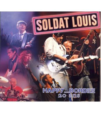 CD SOLDAT LOUIS - HAPPY BORDEE