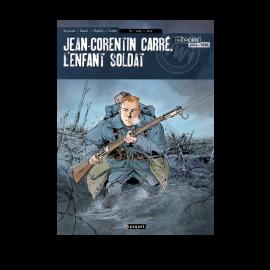 JEAN CORENTIN CARRE L'ENVT SOLDAT Tome 1