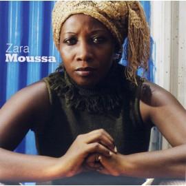 CD ZARA MOUSSA - MA RAGE