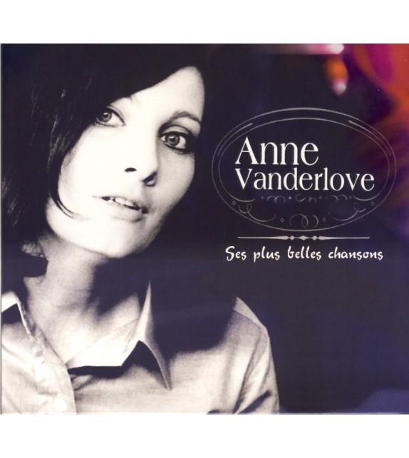 CD ANNE VANDERLOVE - SES PLUS BELLES CHANSONS